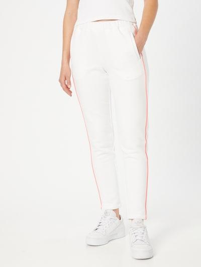 Pantaloni 'THEA4' Bogner Fire + Ice pe corai / alb, Vizualizare model