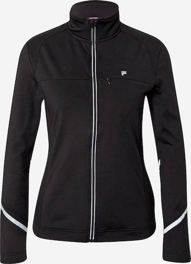 FILA Veste de sport 'Anna' en noir / blanc, Vue avec produit