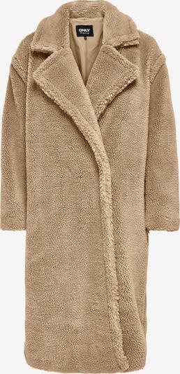 ONLY Ανοιξιάτικο και φθινοπωρινό παλτό 'Evelin' σε ανοικτό καφέ, Άποψη προϊόντος