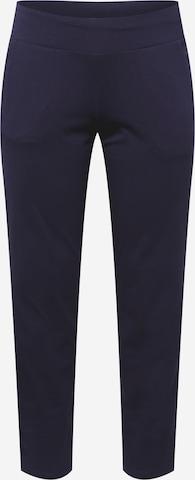 Esprit Sport Curvy Sportsbukser i blå