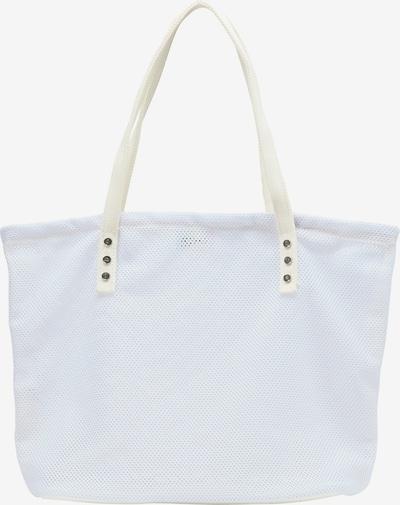 myMo ATHLSR Shopper in weiß, Produktansicht