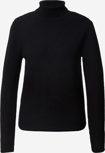 OBJECT Strickpullover in schwarz, Produktansicht