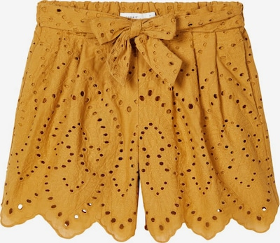 NAME IT Shorts in senf, Produktansicht