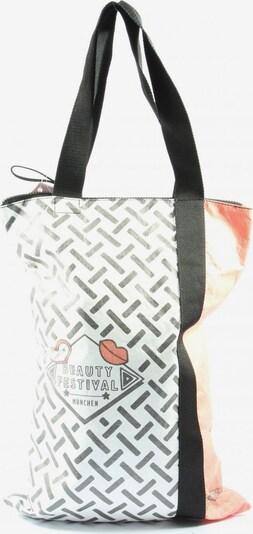 BREE Stofftasche in One Size in nude / schwarz / weiß, Produktansicht