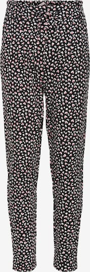 KIDS ONLY Trousers in pink / black / white, Item view