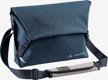 VAUDE Crossbody Bag 'Schmalegg' in Blue