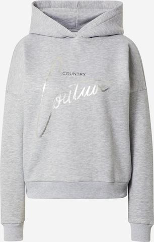 Sweat-shirt 'Nola' Guido Maria Kretschmer Collection en gris