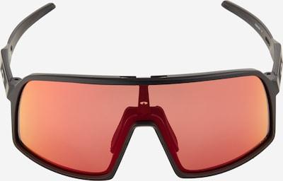 OAKLEY Sportzonnebril 'Sutro S' in de kleur Rood / Zwart, Productweergave