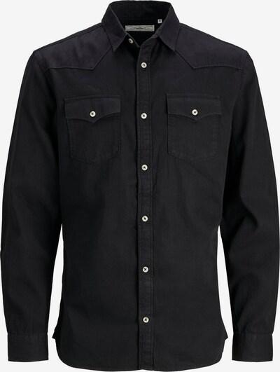 Produkt Hemd in schwarz, Produktansicht