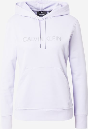 Calvin Klein Performance Sport sweatshirt i lavendel / silver, Produktvy