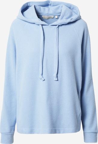 TOM TAILOR DENIM Sweatshirt in Blau