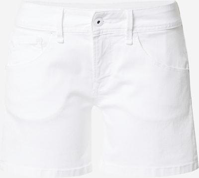Pepe Jeans Jean 'SIOUXIE' en blanc, Vue avec produit