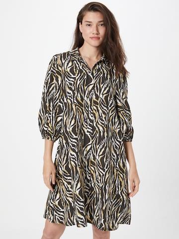 mbym Shirt Dress 'Taimi' in Black