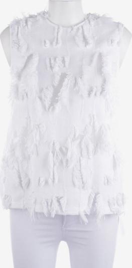 Lareida Top / Seidentop in S in weiß, Produktansicht