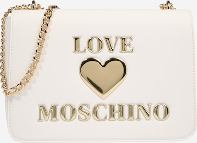 Love Moschino Shoulder bag in gold / white, Item view