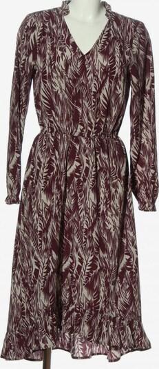 AWARE by Vero Moda Langarmkleid in M in rot / weiß, Produktansicht