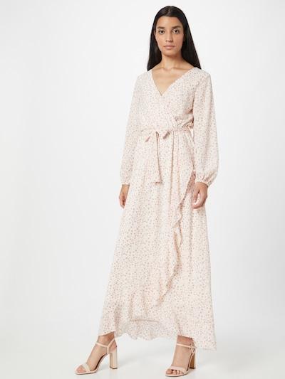 SISTERS POINT Kleid 'GUSH' in creme / kupfer / altrosa, Modelansicht
