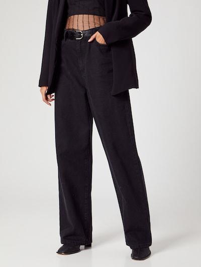 ABOUT YOU x MOGLI Jeans 'Caya' in black denim, Modelansicht