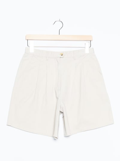 Basic Editions Chino Shorts in L in beige, Produktansicht