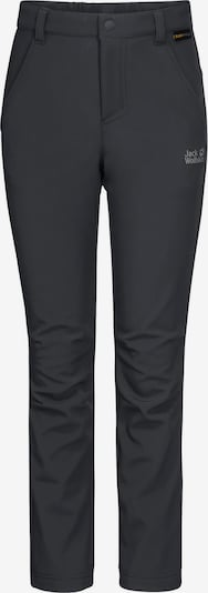 JACK WOLFSKIN Athletic Pants 'FOURWINDS' in Anthracite, Item view