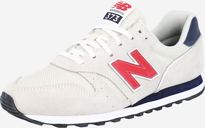 new balance Sneaker '373' in navy / hellgrau / rot, Produktansicht