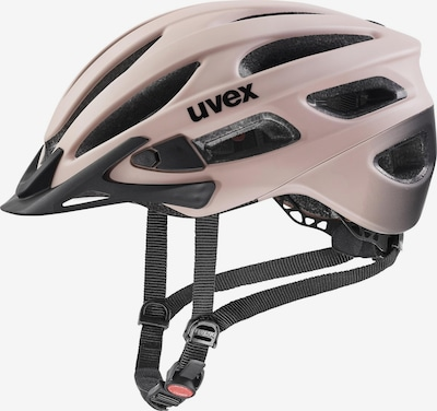 UVEX Fahrradhelm 'true cc' in beige / schwarz, Produktansicht