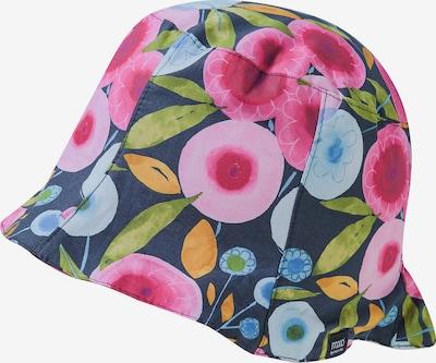MAXIMO Hut in hellblau / dunkelblau / grün / pink, Produktansicht