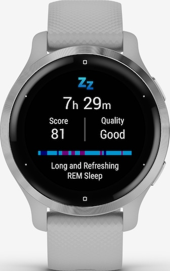 GARMIN Sports Watch in Grey / Black, Item view