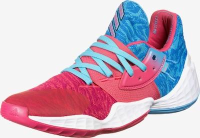 ADIDAS PERFORMANCE Basketballschuh 'Harden Vol. 4' in blaumeliert / pinkmeliert, Produktansicht