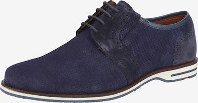 LLOYD Schuh in blau, Produktansicht