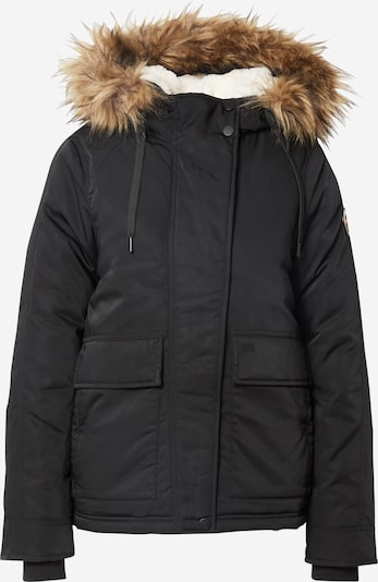 Q/S designed by Winter parka in Black, Item view