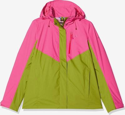 Schöffel Jacke ' ZipIn! Alyeska2 ' in grün / pink, Produktansicht