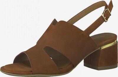 TAMARIS Sandále - koňaková, Produkt