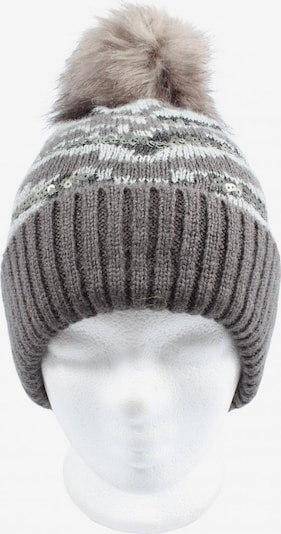George Hat & Cap in XS-XL in Light grey / White, Item view