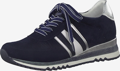 MARCO TOZZI Platform trainers in Navy / Silver, Item view