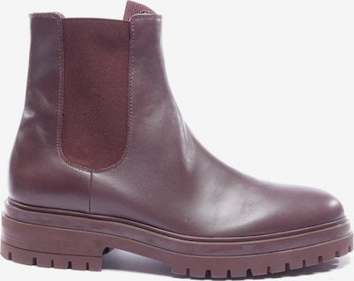 Gianvito Rossi Chelsea Boots in 44 in bordeaux, Produktansicht