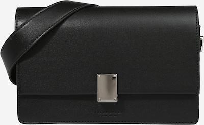 Seidenfelt Manufaktur Schoudertas 'Osby II' in de kleur Zwart, Productweergave