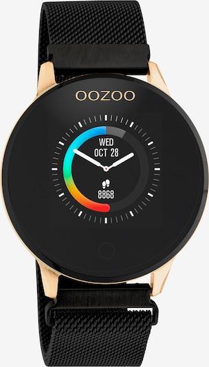 OOZOO Digitaluhr in schwarz, Produktansicht