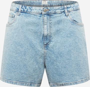 Cotton On Curve Jeans i blå