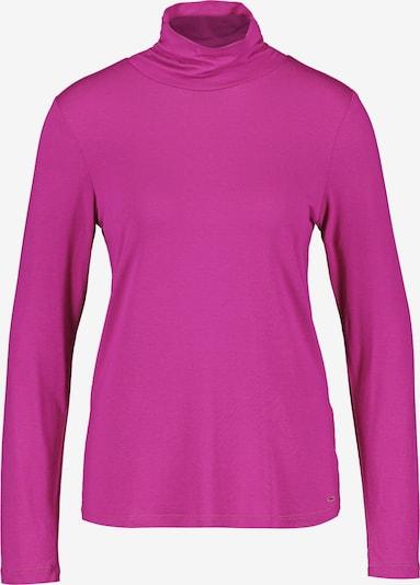 TAIFUN Rollkragenshirt in pink, Produktansicht