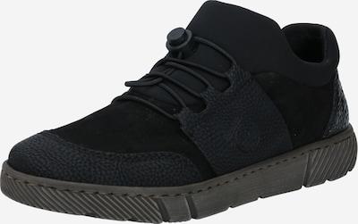 RIEKER Šnurovacie topánky - čierna, Produkt