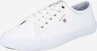 GANT Zapatillas deportivas bajas en gris / rojo / blanco, Vista del producto