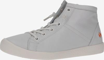 Softinos Sneaker in hellgrau, Produktansicht