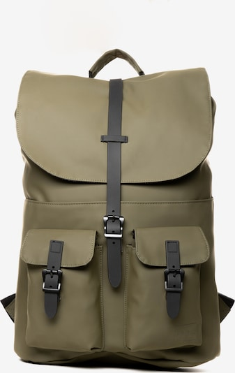 SPIRAL Backpack in Olive, Item view
