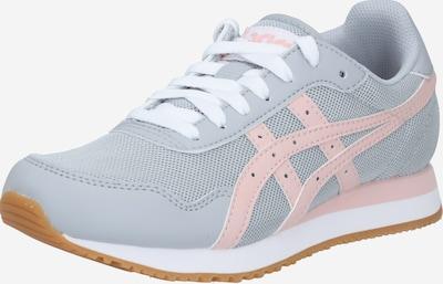 ASICS SportStyle Sneaker in hellgrau / rosa, Produktansicht