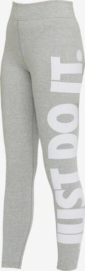 Nike Sportswear Hose in hellgrau, Produktansicht