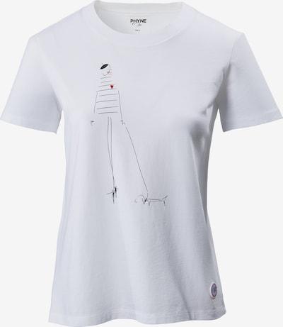 PHYNE Shirt 'RUDI WALKING' in mischfarben, Produktansicht
