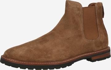 ALDO Chelsea Boots 'KARMELO' in Braun