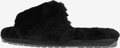 EMU AUSTRALIA Hausschuh 'Myna' in schwarz, Produktansicht