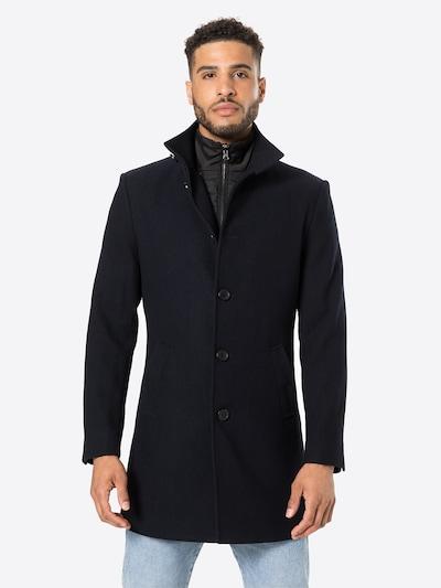 Bruun & Stengade Prechodný kabát 'Ontario' - antracitová, Model/-ka